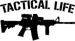 Rifle Sticker