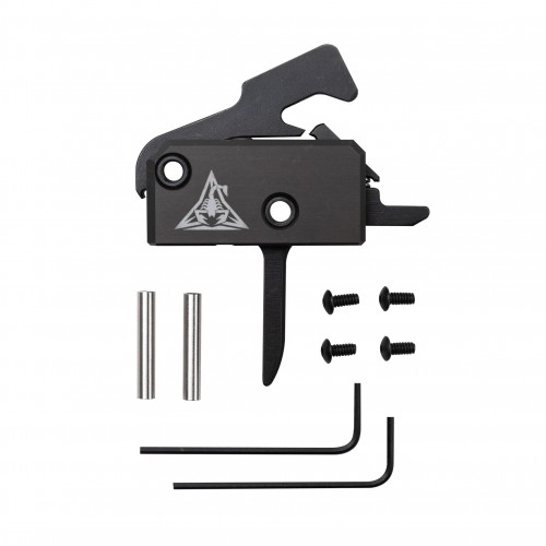 Rise Armament RA-140 Super Sporting Trigger Flat Trigger *NEW With Anti Walk Pins*
