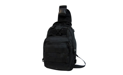 Small Sling Bag Black