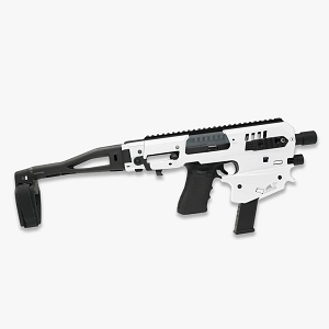 MCK Micro Conversion Kit 2.0 White Glock 17/19/19X/22/23/25/31/32/45