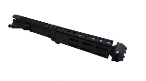 Stripped 7.5 Takedown Upper .300 MLOK Handguard **NO BCG/CHARGING HANDLE**