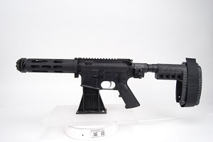 Tactical Life Takedown AR Pistol .5.56 w/SMOOTH Handguard SC