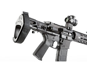 MAXIM PDW Brace With JP Silent Capture Spring